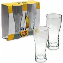 Pasabahce Набор бокалов Pub для пива 2 шт. 42477