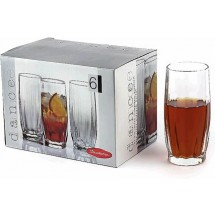 Pasabahce Набор высоких стаканов Dance 6 шт. 42868