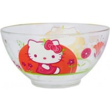 Luminarc (Arcopal) Салатник 500 мл Disney Hello Kitty Nordic Flower H9227