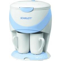 Scarlett Кофеварка SC-1032 белая