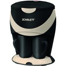 Scarlett Кофеварка SC-1032 черная