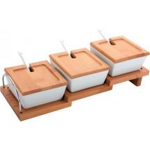 Dekok Сервировочный набор для соусов и конфитюров PW 2708