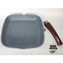 Сковорода-гриль Lessner 24 см. LS-88711-24