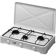 ST Плита кухонная газовая 63-010-11 W