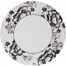 Luminarc (Arcopal) Тарелка Alcove Black обеденная 25 см. H2315