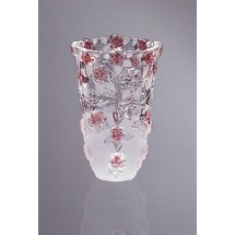 Walther-glas Ваза Carmen Satin Rose 20 см 2495
