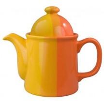 VETRO PLUS Чайник оранжево-желтый 1,25 л. 203087TOY