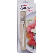 Sacher Набор десертных вилок 3 шт. Perfect SPSP4-DF3