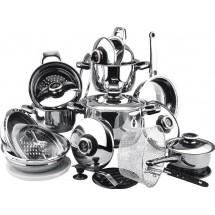 Vinzer Набор посуды Grand Cuisine 25 пр. 89025