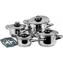 Vinzer Набор посуды Grand Junior 9 пр. 89039