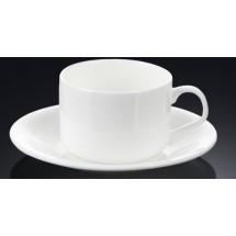 WILMAX Чашка чайная с блюдцем 160 мл WL-993006