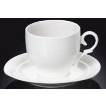 WILMAX Чашка чайная с блюдцем 220 мл WL-993009