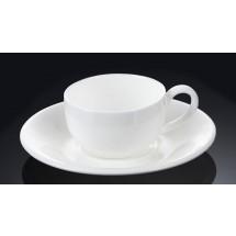 WILMAX Чашка кофейная с блюдцем 100 мл. WL-993002