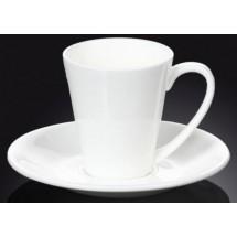 WILMAX Чашка кофейная с блюдцем 110 мл. WL-993005
