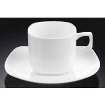 WILMAX Чашка кофейная с блюдцем 90 мл. WL-993041