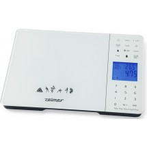 Zelmer Весы кухонные KS1700 White